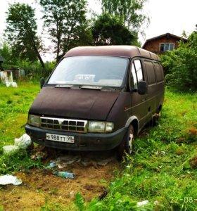 Газель, ГАЗ 2705