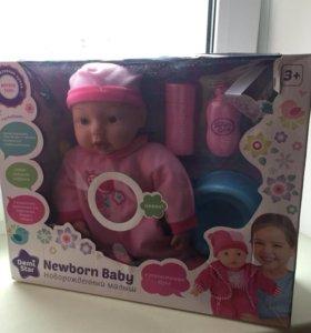 Кукла NewBorn Baby