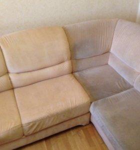 Хим чистка мебели на дому