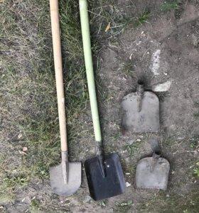 Лопаты новые