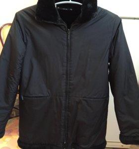 Куртка мужская осень-зима. 48-50 размер
