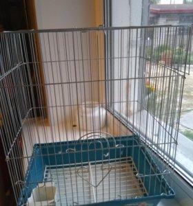 Клетка для птиц,новая