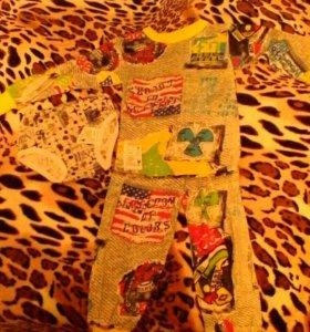 Пижама + трусики