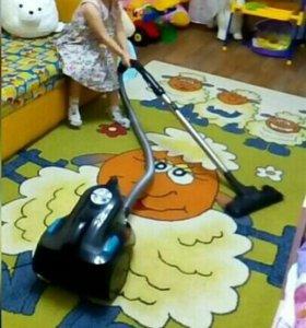 Ковер в детскую комнату.
