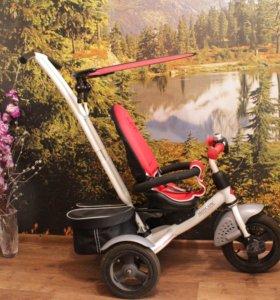 трехколесный велосипед для детей от 1 года