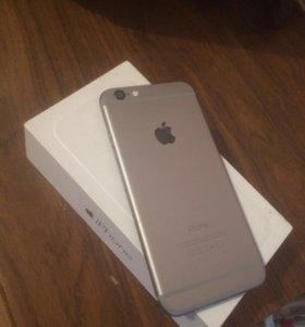 Айфон 6 16 гб Spase Grey