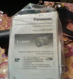 Фотоаппарат Panasonic Lumia