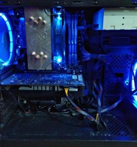 Связка на AM3+ ( Процессор + мат. плата + озу )