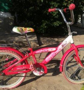 Велосипед ВИНКС