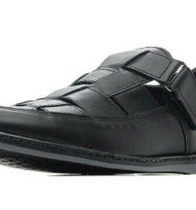 Туфли для мальчика р.39 нат. кожа в отл. сост.
