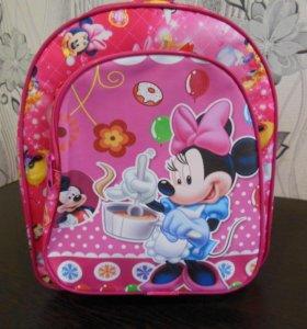 Детские рюкзаки новые