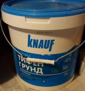 Грунтовка тифенгрунд кнауф, 10 литров