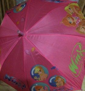 Зонт Винкс
