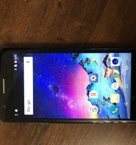 Смартфон LG K8 X-240,2018г