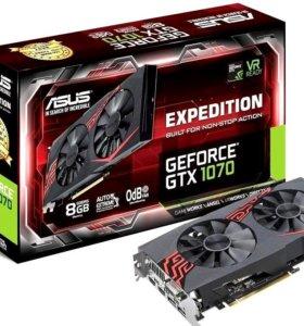 Asus GeForce GTX 1070 expedition (EX-GTX1070-8G)