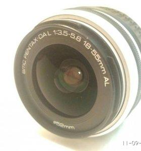 SMC Pentax-DA L 1:3.5-5.6 18-55mm AL