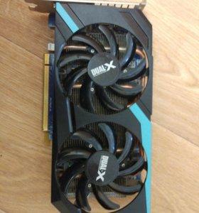 Видеокарта Sapphire Radeon HD 7870 2gb, б/у