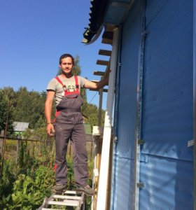 Русская бригада сделает ремонт в вашем доме.