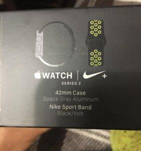 Apple Watch 2 Nike 42mm