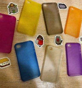 Чехлы для iPhone, айфон