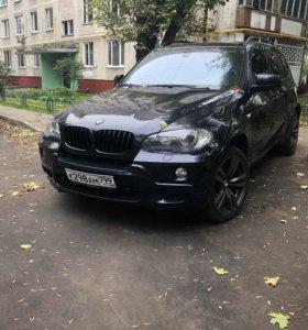 BMW X5 e70 Бмв