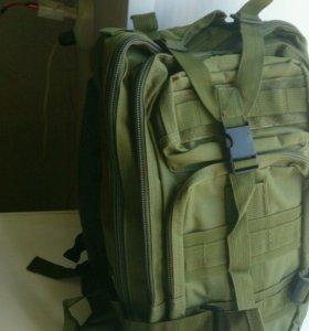 Рюкзак 26 литров, новый