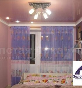 Квартира, 3 комнаты, 64.5 м²