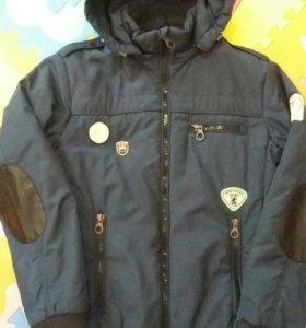 Куртка демисезонная подростковая