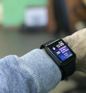 Apple watch series 2 nike+ 42 мм