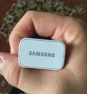 Оригинальный зарядник с функцией быстрой Samsung