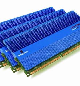 Оперативная память - DDR2 2\1гб (667\800mhz)