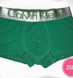 Calvin Klein трусы плавки боксеры