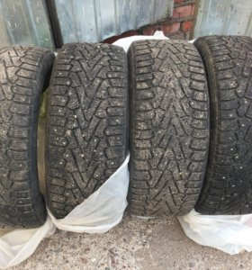 Шины Pirelli winter ice zero 235/50 R18