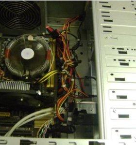 Игровой FX4350+GTX560