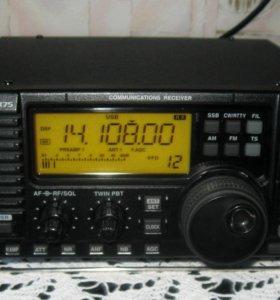 Связной радиоприёмник Icom IC-R75