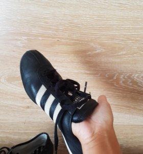 Натуральные,оригинальные кроссовки Адидас