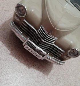 Масштабная модель советского автомобиля Газ м20