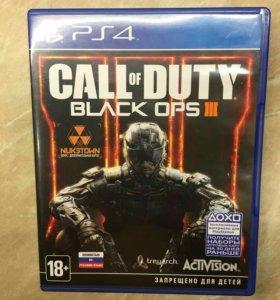 Игра на ps 4 call of duty black ops 3