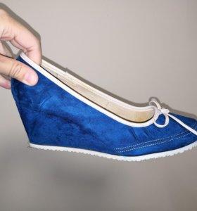 Туфли на горке 38р