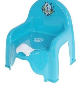IDEA Горшок-стульчик с крышкой