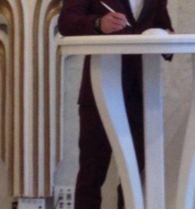 Свадебный костюм , смокинг шит на заказ