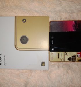 Смартфон Sony Xperia M 5 Dual Aqua