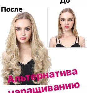 Волосы парик термо-волокно