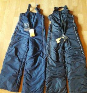 Новые зимние болоневые штаны