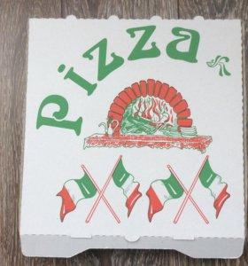 Коробка для пицци