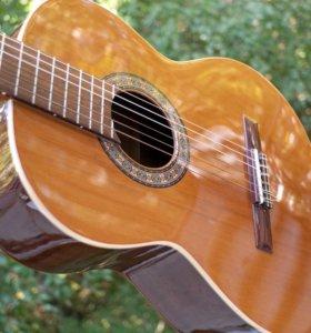 Классическая гитара Almansa 401 Cedro (массив)