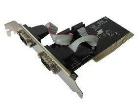 Плата PCI 2 com-порта