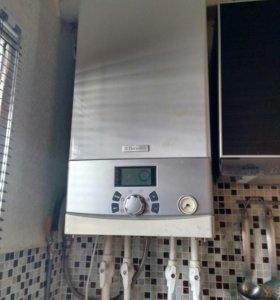 Газовый котел electrolux на запчасти