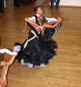 Платье для танцев (стандарт)