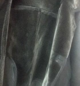 дубленка мужская 56-60 размер